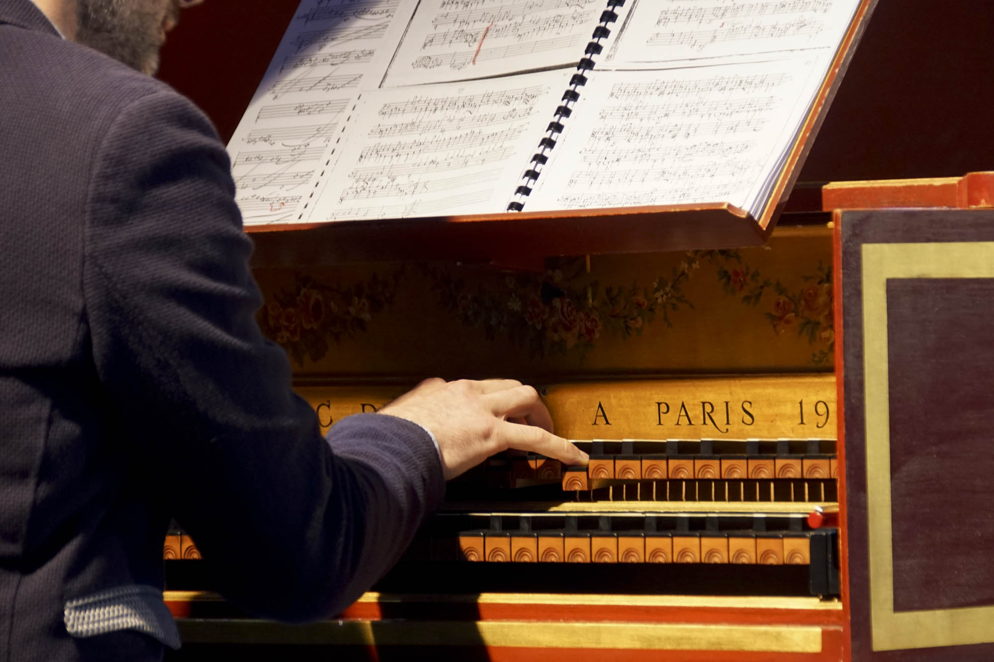 instant Frescobaldi - clavecin