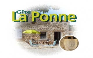 Logo Gîte de la Ponne